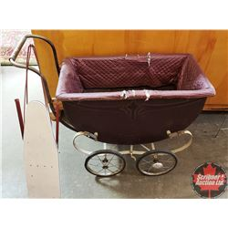 Doll Pram & Toy Ironing Board