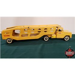 Toy Tonka Car Carrier 1960's