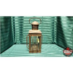 Coal Oil Lantern (Brass / Square)