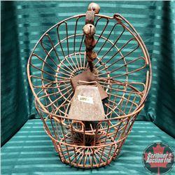 Egg Baskets (2), Cow Bells (2) & Sleighbells