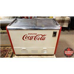 Drink Coca-Cola Cooler (Not Working)