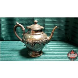 Silver (Electroplated) Tea Pot