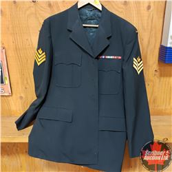 Military Uniform Jacket - Canada