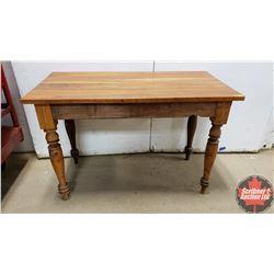 """Sofa Table (26-1/2""""H x 41""""L x 21""""D)"""