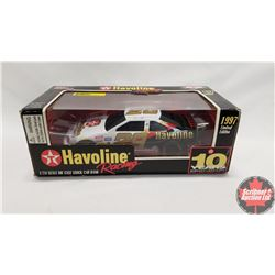 Toy Car 1997 Limited Edition Texaco Havoline Racing (1/24 Scale)