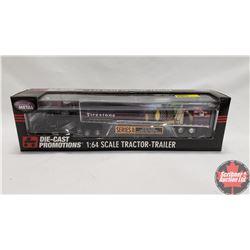 Toy Tractor/Trailer Firestone Series II  (1/64 Scale)