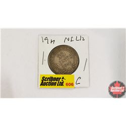 NewFoundland Fifty Cent 1917