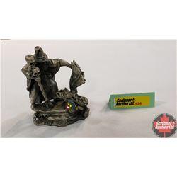 CHOICE of 14 TUDOR MINT Figurines : Banishing of the Dragon