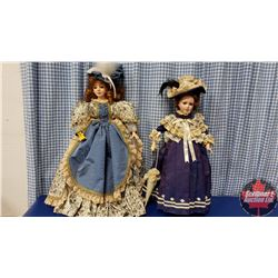 Porcelain Dolls (2)