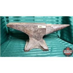 "70lb Anvil ""Sharpe's"""