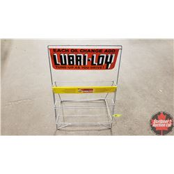 "Lubri-Loy Store Display Rack (30""Hx22""W)"