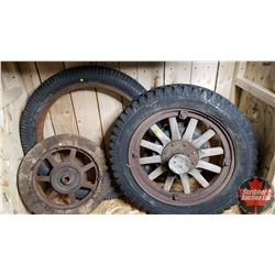 Vintage Wheels/Tires