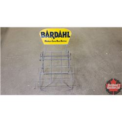 """Bardahl"" Store Display Rack (28""H)"