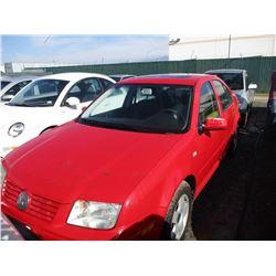 VW JETTA 2002 T-DONATION