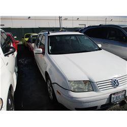VW JETTA 2003 APP  DUP/T-DON