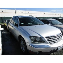 CHRYSLER PACIFICA 2004 T-DONATION