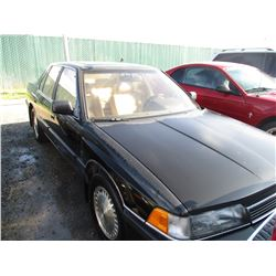 ACURA LEGEND 1989 T-DONATION