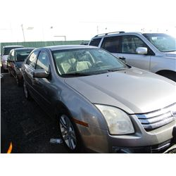 FORD  FUSION 2008 APP DUP/T -