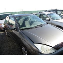 FORD FOCUS 2002 APP  DUP/T-DON
