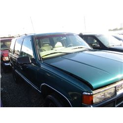 CHEVROLET TAHOE 1997 T-DONATION