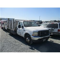 FORD F350  2004 T-DONATION