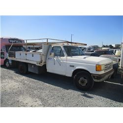 FORD F350 1991 T-DONATION