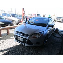 FORD FOCUS 2013 T