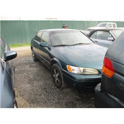 TOYOTA CAMRY 1997 APP DUP SALV-DON