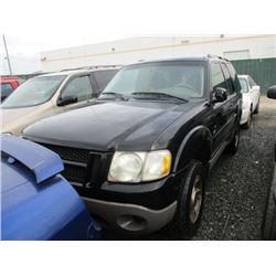 FORD EXPLORER 2003 T-DONATION
