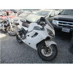 HONDA CBR600 2002 T-DONATION