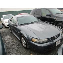 FORD MUSTANG 2004 T-DONATION