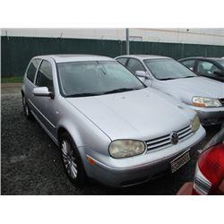 VW GTI 2005 APP  DUP/T-DON