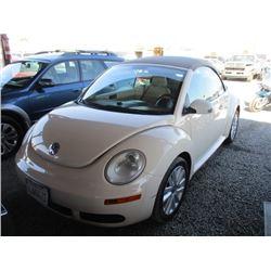 VW NEW BEETLE 2009 T