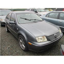 VW JETTA 2004 T-DONATION