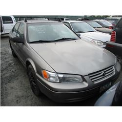 TOYOTA CAMRY 1997 O/S T-DONATION
