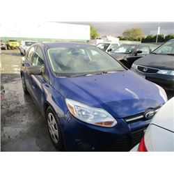 FORD FOCUS 2012 APP  DUP/T-DON