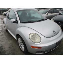VW NEW BEETLE 2007 T-DONATION