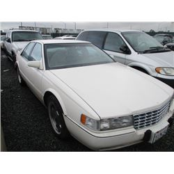 CADILLAC SEVILLE 1992 T-DONATION