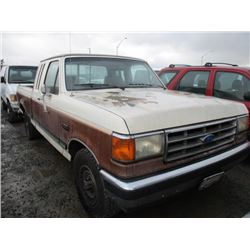 FORD F150 1988 T-DONATION