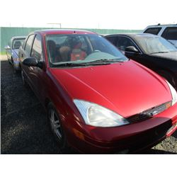 FORD FOCUS 2001 APP  DUP/T-DON