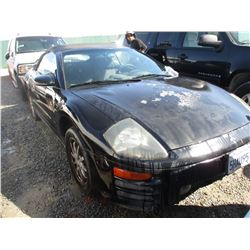 MITSUBISHI ECLIPSE 2002 APP  DUP/T-DON