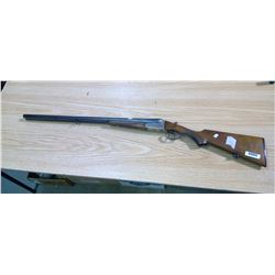 16 GAUGE DOUBLE BARREL SHOTGUN - HIJOS J.J. SARASQUETA
