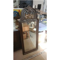 MIRROR (NOT WOOD)