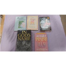 LOT OF INSPIRATIONAL BOOKS