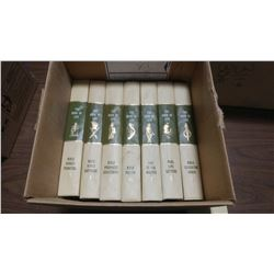 EIGHT VOLUMES OF THE BOOK OF LIFE