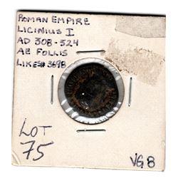 ROMAN COIN LICINIUS I 308-324 AD