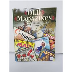 Book- Old magazines ID and value guide