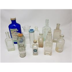 lot of misc bottles