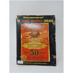 1902 Sears & Roe Buck catalogue