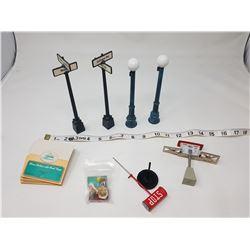 Hallmark drive in accessories